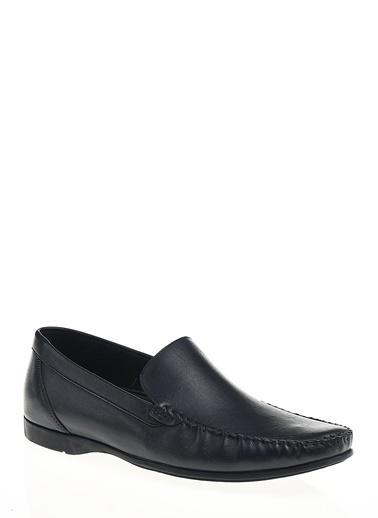 D by Divarese Deri Loafer Lacivert
